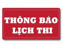lich thi chung chi cac truong moi nhat